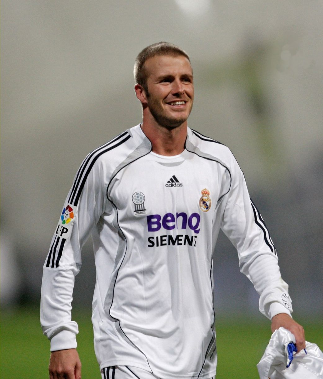 hot sale online b7462 7829f What Number Shirt Did David Beckham Wear At Real Madrid