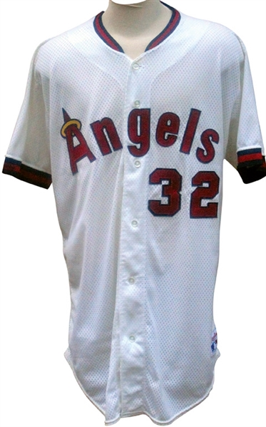 1990/91 Dave Winfield California Angels Game Used Warm Up