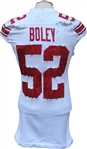 2009 Michael Boley Game Used New York Giants Jersey