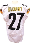 2014 LeGarrette Blount Game Used Pittsburgh Steelers Jersey