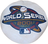 2001 World Series Game Used On Deck Circle MLB
