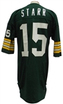CIRCA 1982 BART STARR OLD TIMERS DAY OR APPEARANCE JERSEY