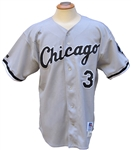 1996 FRANK THOMAS SIGNED CHICAGO WHITE SOX GAME USED UNIFORM (2)