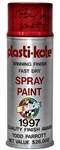 1997 TODD PARROTT SIGNED PLASTI-KOTE  QUALITY FINISH AWARD