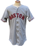 1991 ROGER CLEMENS BOSTON RED SOX GAME USED JERSEY