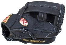 ALEX RODRIGUEZ RAWLINGS GAME ISSUED  GLOVE