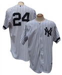 2008 ROBINSON CANO PHOTO MATCHED NEW YORK YANKEES GAME USED JERSEY