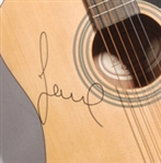 JEWEL SIGNED EPIPHONE GUITAR