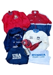PERRIL WHITAKER MISCELLANEOUS OLYMPIC BOXING CLOTHING