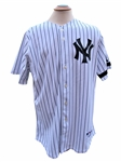 2007 ALEX RODRIGUEZ GAME USED NEW YORK YANKEES JERSEY
