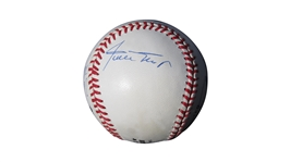 500 HOME RUN CLUB SIGNED BASEBALL (9)