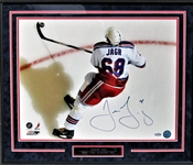 5 NEW YORK RANGERS SIGNED PHOTOS