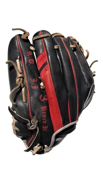 2018 GLOVE THAT CHANGED WORLD SERIES HISTORY