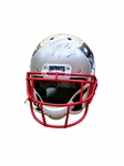 SUPER BOWL LII J.C. JACKSON SIGNED GAME USED HELMET - J.C. JACKSON LOA