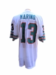 DAN MARINO GAME USED MIAMI DOLPHINS SIGNED ROOKIE ERA JERSEY