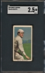 1909 SWEET CAPORAL T206 ED CICOTTE SGC 2.5