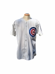 1996 SAMMY SOSA GAME USED CHICAGO CUBS JERSEY