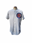 2007 ALFONSO SORIANO SIGNED ALL-STAR ISSUED JERSEY